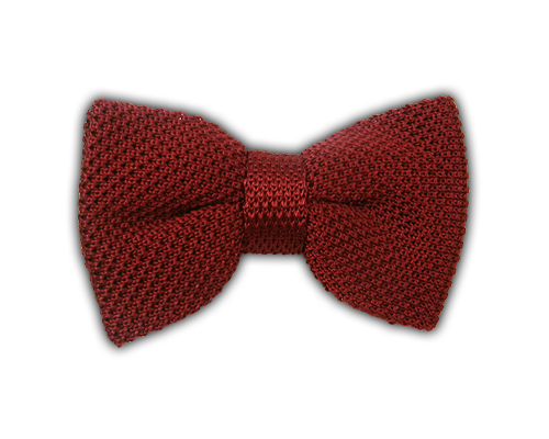 Knitted Bow Tie From The Tie Bar Buffalo Dandy