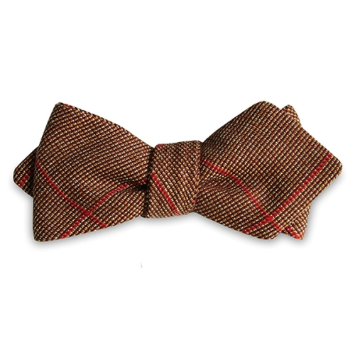 The-Hampshire-Bow-Tie-Brown-Tweed-PSC