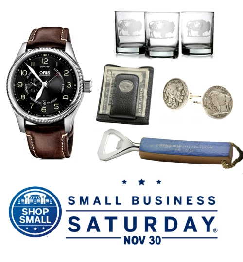 SchereSmallBusinessSaturday