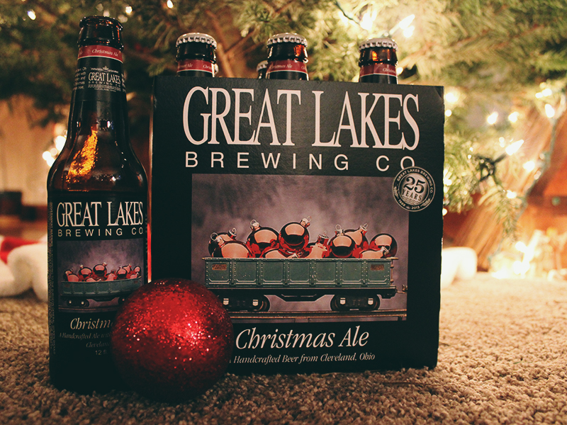 Great Lakes Christmas Ale | Buffalo Dandy