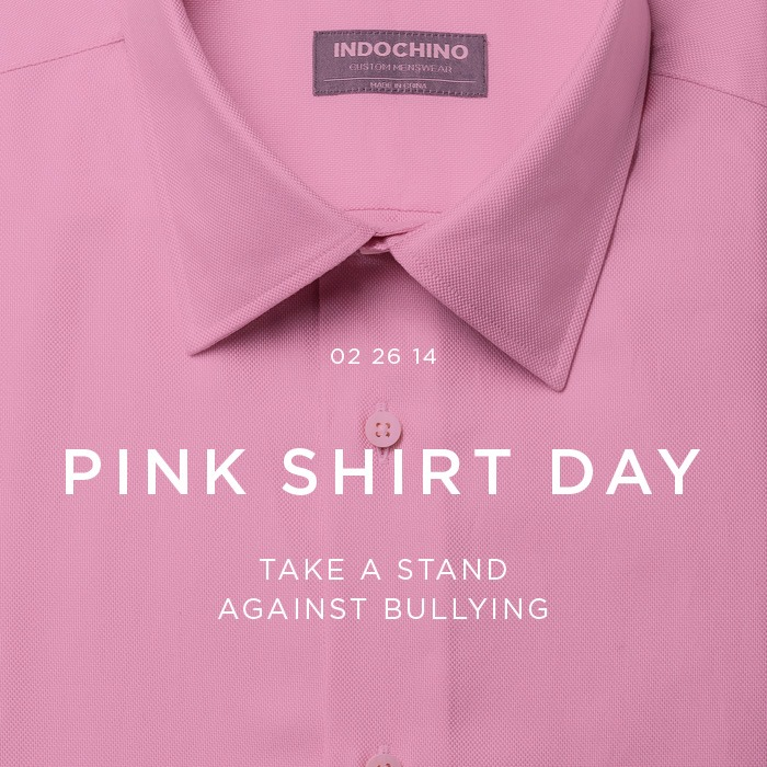 National Pink Shirt Day | Buffalo Dandy