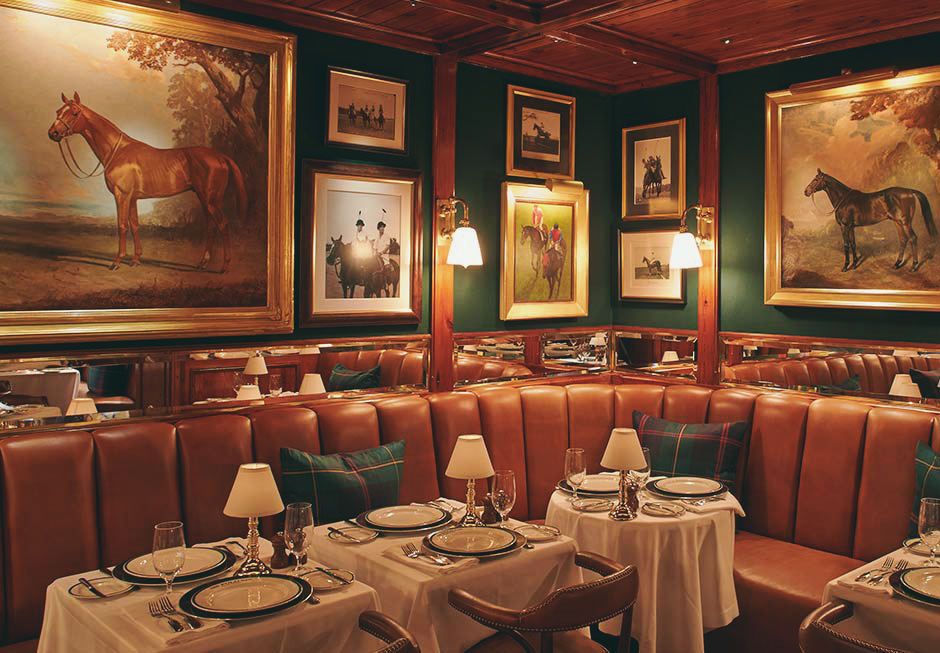 The Polo Bar By Ralph Lauren Buffalo Dandy