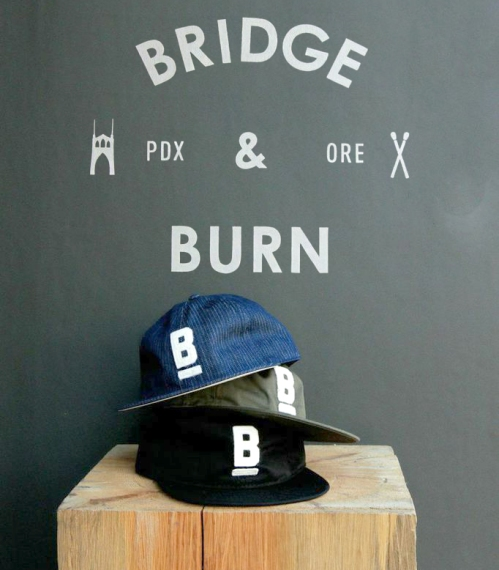 BridgeBurnCaps