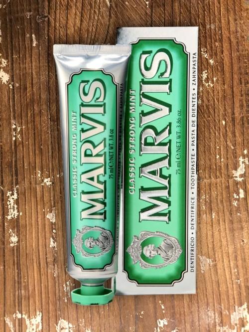 MarvisMintToothpaste