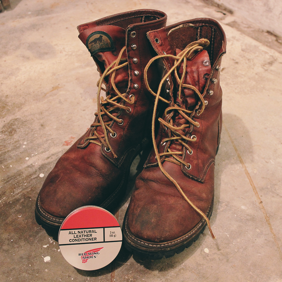 My Favorite Things: Red Wing Boots | Buffalo Dandy