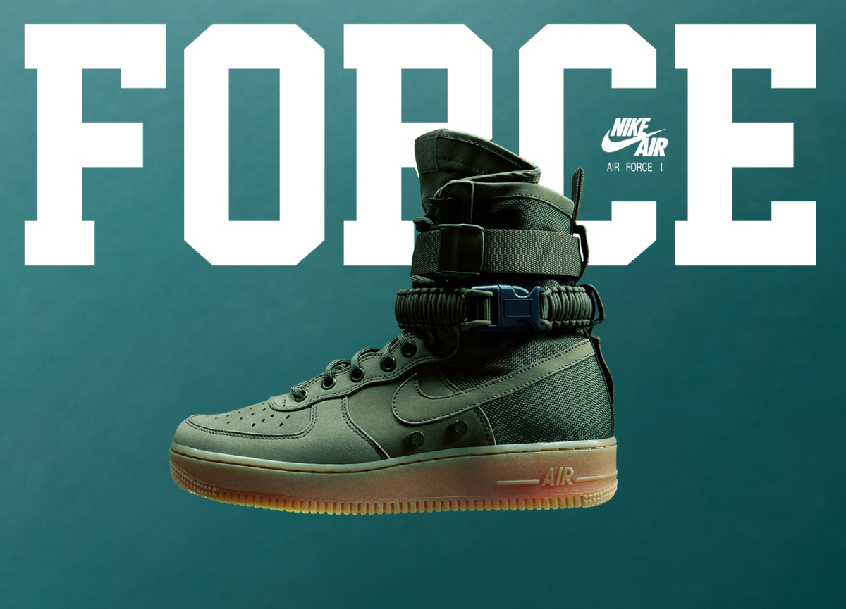 sports shoes 4035e b68d0 Nike SF AF1 Urban Utility | Buffalo Dandy